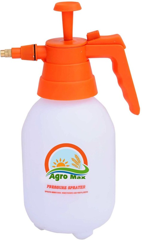 Agro Max Heavy Duty Durable Pressure Sprayer 2 Liter 2 L Tank Sprayer(Pack of 1)