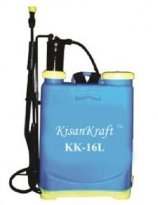 Kisankraft Knapsack Manual Sprayer 16 L Hand Held Sprayer