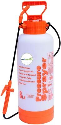 Real Seed Heavy Duty Durable Pressure Sprayer Pump 8 Liters 8 L Backpack Sprayer