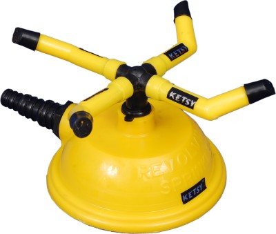 KETSY Water Sprinkler 4 Arm 0 L Hose-end Sprayer