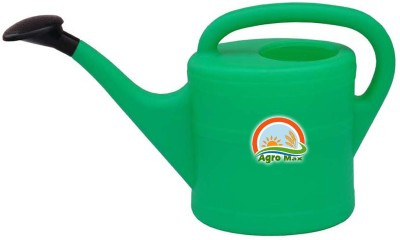 Agro Max Heavy Duty Durable Hand Held Watering Can Oval 5 Liters 5 L Tank Sprayer