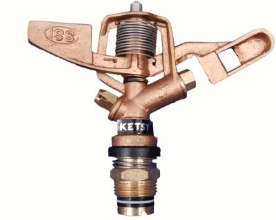 KETSY Water Sprinkler Brass 3/4 size 0 L Hose-end Sprayer