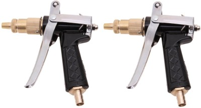 Dolphy Brass Nozzle Set of 2 water spray gun 0 L Hand Held Sprayer