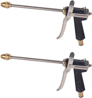 Dolphy Set of 2 Brass Nozzle Water Spray Gun 0 L Hand Held Sprayer