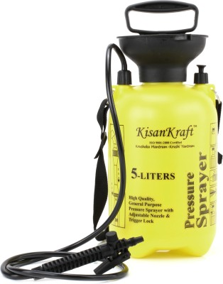 KisanKraft KK-5L 5 L Hand Held Sprayer(Pack of 1)
