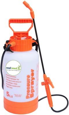 Real Seed Heavy Duty Durable Pressure Pump 5 L Backpack Sprayer