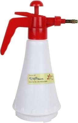 Kraft Seeds Garden Pressure Spray Pump - Capacity 1 Ltr (Color May Vary) 1 L Hand Held Sprayer