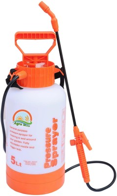 Agro Max Heavy Duty Durable Pressure Sprayer Pump 5 Liters 5 L Backpack Sprayer