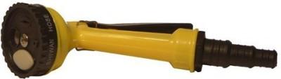 SGS 4in 1-Yellow & Black Lever Action Sprinkler 1 L Hose-end Sprayer