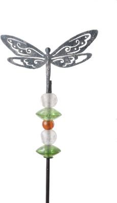 Goyal India 97 cm Iron, Glass Garden Stake