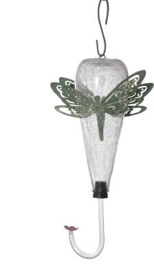 Goyal India 31 cm Iron, Glass Garden Stake