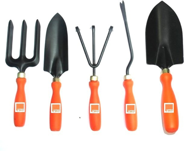 OTB 505 Orange Garden Tool Kit(5 Tools) Image