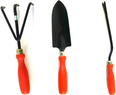 Rolling Nature TOOLTCW1-3 Garden Tool Kit