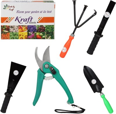 Kraft Seeds Box of Garden Tool Kit