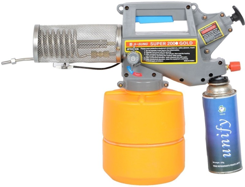 Turner Super 2000 Mini Fogging Machine with 2ltr Tank by...