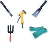 Truphe Garden Tools Set (5 in 1 Pack) Ga...