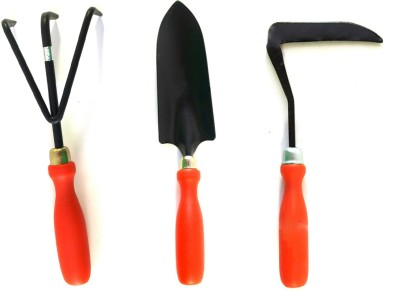Rolling Nature TOOLTCS1-3 Garden Tool Kit