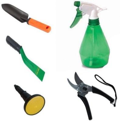 TrustBasket GATL0002-4 Garden Tool Kit(5 Tools)