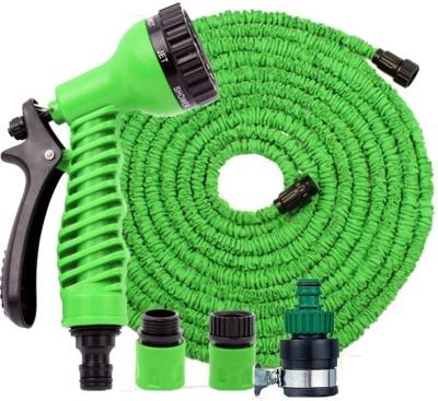 Magic Hose Green 75 Ft EBR15000008 Garden Tool Kit(5 Tools)