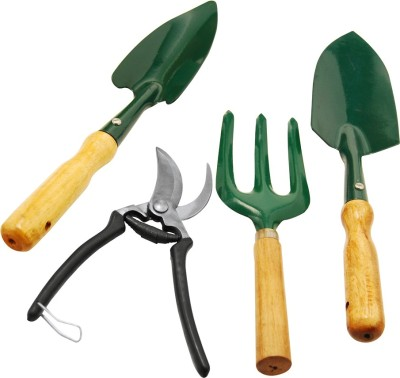 Montstar 4 Pc Set - Trowel,Prunner,Plant...