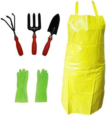 Pepper Agro DIYPVC-3P-LG Garden Tool Kit
