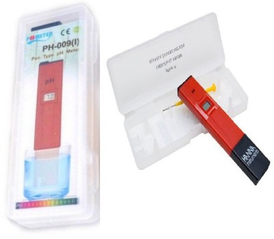 Divinext DI-012 Digital LCD PH meter Thermometer(Yellow)