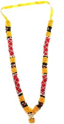Ratna Handicrafts Garland(Multicolor)