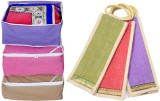 Ombags & More Saree Cover And Jute Bottl...