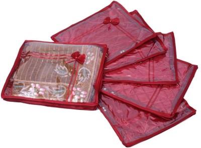 Fashion Bizz Designer Heavy Saree Cover-6 Pcs Combo SC-MD6