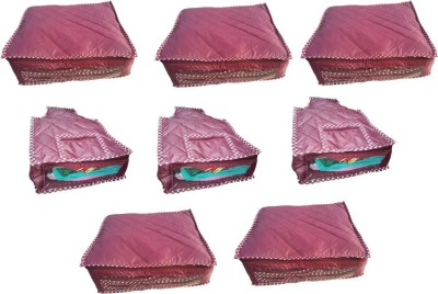Lnc designer 4 sarees and 2 blouse covers 5+3cvr
