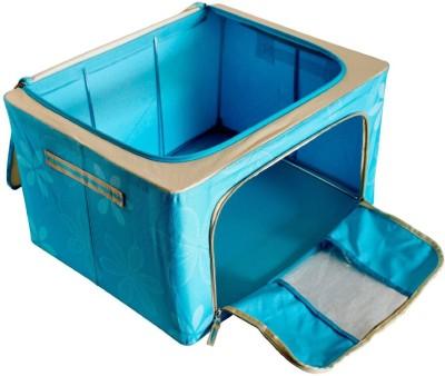Packnbuy Large Foldable Fabric Storage Box Organizer TRA74_561