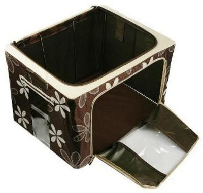 Packnbuy Large Foldable -3 Large Sized Fabric Storage Box Organizer TRA74_560
