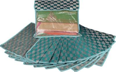 Mridang Designer Colorful Saree Cover JM0_5302