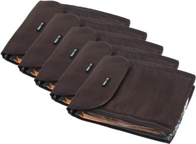 BagsRus Saree Covers SA101FBRX5 - Pack of 5