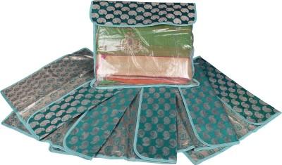 Mridang Designer Colorful Saree Cover JM0_5305