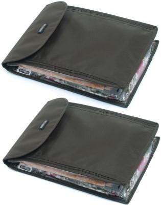 BagsRus Saree Covers SA101FOLX2 - Pack of 2
