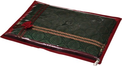 Mpkart Designer Prime New Maroon Saree Cover pack of 6 FasSarPolMumShamarSM04-454