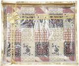 Mpkart Saree Bag Mpkart Golden Pack of 6...