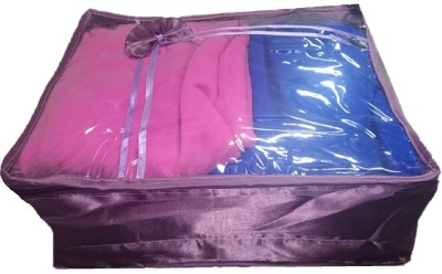 Addyz Plain 1 Saree Storage Cover Blouse Salwar Suit Shirt Jeans Case