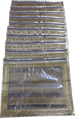 Ruhi's Creations Designer Ruhi's Wedding Collection Designer Saree Cover - Golden 7001