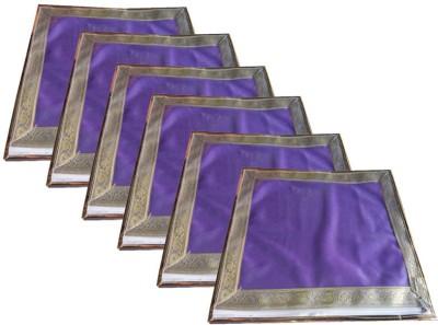 Nidhi designer purple golden 0001 purple