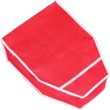 Mpkart Blouse Cover Solid CM35 (Red)