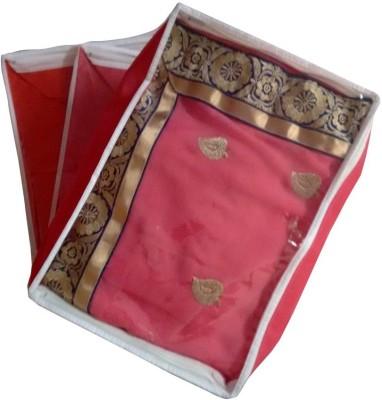 Fashion Bizz Designer Multi-Saree Cover-3 Pcs Combo(Capacity Of 15 Sarees Each) MSC-P3