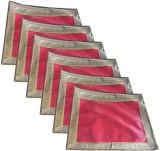 Nidhi Designer Red Golden Border RED-002...