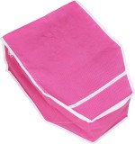 Mpkart Blouse Cover Solid CM36 (Pink)