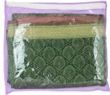 Mpkart Saree Bag Mpkart Purple Pack of 4...