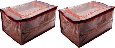 Angel Quilts JAMA AngQui 49 SET OF 2 PIECES SAREE COVER JAMA HEAVY ANGELQUILTS48