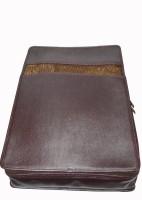 Knott Designer Premium Saree And Shirt Cover Blu/910(Brown)