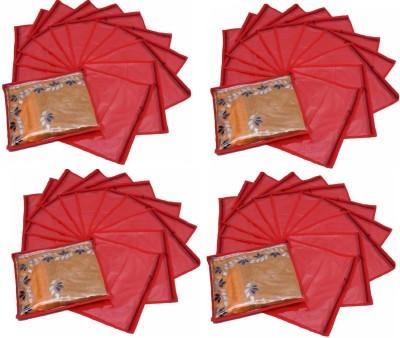Fashion Bizz Regular Red Sraee Cover 48 Pcs Combo