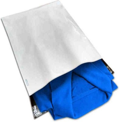 Packingsupply.In 12 x 16 Courier Envelopes without Jacket Pack of 100(White)